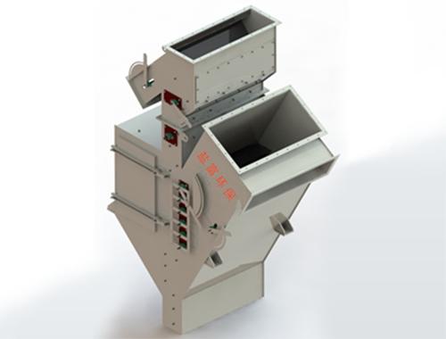 砂石料重力选粉机