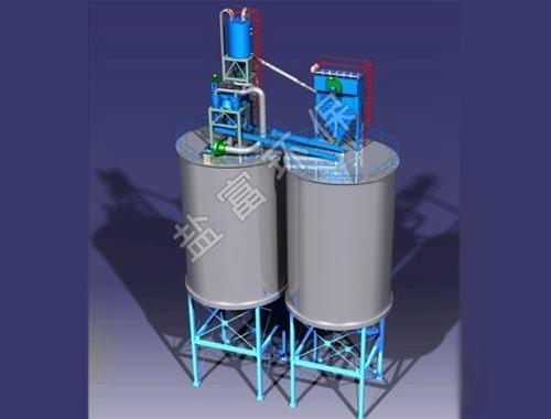 粉煤灰直接分选型工艺流程