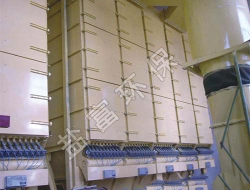 YDPM系列旁插式脉冲布袋除尘器