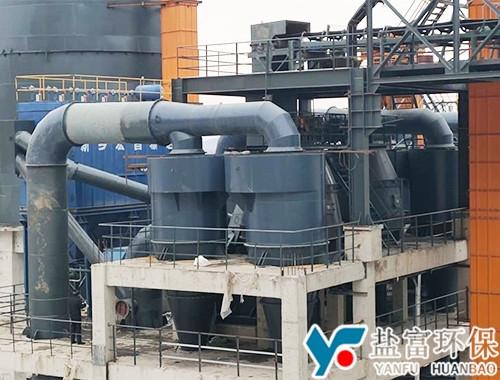 河北易县南山矿区日处理1000吨砂分选现场