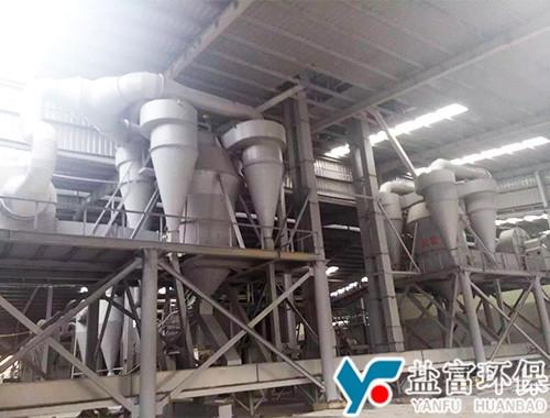 越南大福建设公司砂石选粉机
