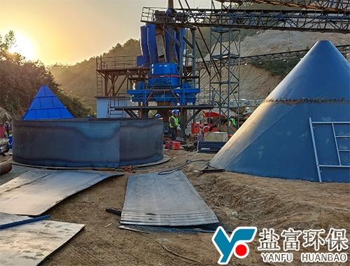 江西鹰谭花桥水利枢纽工程项目